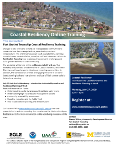 Coastal Resiliency Online Training